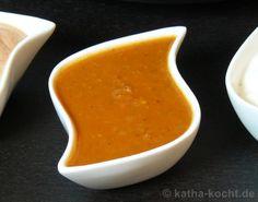 Spanische Sherry-Zwiebel Sauce für Tapas und Raclette - Katha-kocht!