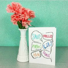 HELLO, #FRIDAY! 👋 Shop Cards at kitschydoodles.com! Link in bio! #KitschyDoodles #hello #cards #greetingcards #card #onlinestore #shop #shopify #adobe #illustrator #graphicdesign #graphicdesigner #girlboss #entrepreneur #designs #create #kitschy #doodles #instagood #instacool #follow #followme #instalike #like #fun #photooftheday #loveit #instadaily #picoftheday
