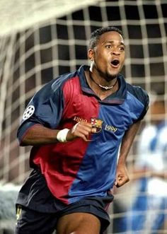 Players that Milan shouldn't have gotten rid of in their prime, part 5: Patrick Kluivert. Though this one's debatable