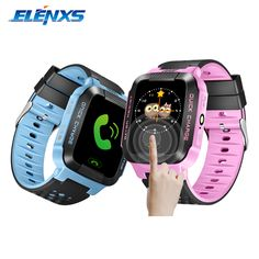 T08 Children's LBS Positioning Smart Watches with 1.44 Inch Touch Screen | Netcabel