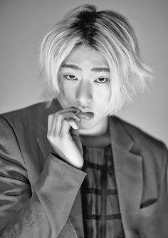 Block B Zico for The Celebrity Korea