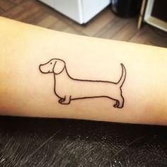 basset tattoo - Pesquisa Google