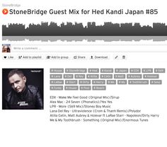 StoneBridge Hed Kandi Japan #85 is up - deep session 3 with heat from EDX, Phonatics, LPR, S69 and more - check it! #stonebridge #hedkandijapan #edx #phonatics #lpr #s69 #atillacetin #mattaubrey #holevar #laraestarr #dirtyharry #funky #sexy #house https://soundcloud.com/stonebridge/stonebridge-guest-mix-for-81