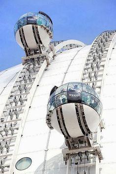 Skyview, Globe Arena, Stockholm