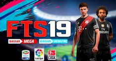 Download FTS Mod FIFA 19  -  This is one good soccer game. Good graphics quality, gameplay is quite satisfying, lightweight, offline an... Phone Games, Soccer Games, Best Graphics, Fun To Be One, Free Games, Fifa, Champions League, Android Apps, Gaming