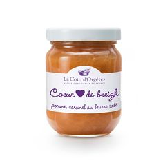 """Love this jam.  I purchased a jar in Paris.  It was labeled """"Je T'aime, Paris."""