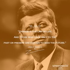 Wisdom of John F Kennedy