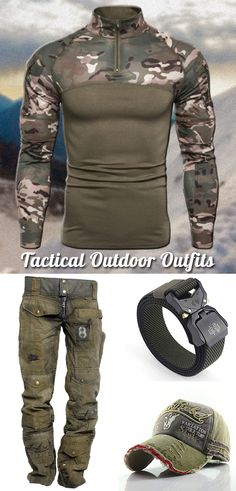 Tactical Wear, Tactical Jacket, Tactical Clothing, Mens Outdoor Fashion, Mens Outdoor Jackets, Stylish Mens Outfits, Training Tops, Mens Fashion Suits, Nike Outfits