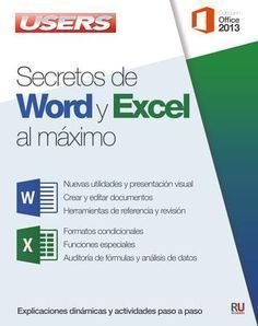 Secretos de word y excel al maximo