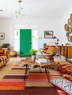 Our Crazy Colorful New Orleans Home Tour — OLD BRAND NEW