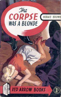 labantam August 1950 Boardman paperback cover art by Dennis McLoughlin Seattle Mystery Bookshop