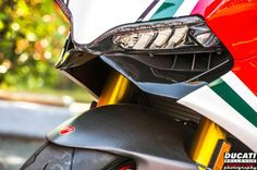 1199S ABS Panigale Tri-Colore