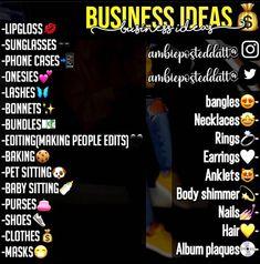 Best Small Business Ideas, Small Business Plan, Small Business Marketing, Online Business, Successful Business Tips, Business Advice, Business Motivation, Business Goals, Making Money Teens