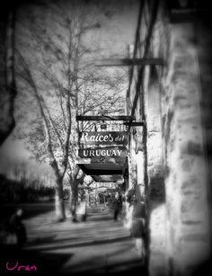 Calles Uruguayas  By Nena Urán