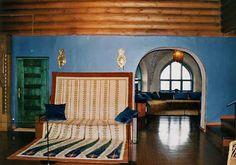 Cozy Inspiration: Eliel Saarinen's Villa Hvitträsk