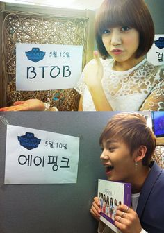 I will forever sail my btopink ship and you can't stop me ^. South Korean Girls, Korean Girl Groups, Seven Springs, Mnet Asian Music Awards, K Idol, Cube Entertainment, Btob, Mini Albums, Cute Couples