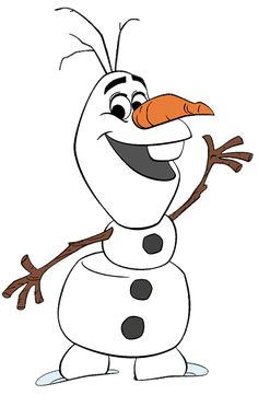 Frozen Olaf Coloring Pages Clipart - Free Clipart