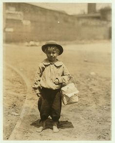 30 Shocking Photos Of Child Labor Between 1908 And 1916 | 30 Shocking Photos Of Child Labor Between 1908 And 1916
