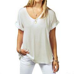 COOKI Women Shirts Teen Girls Juniors Cute Cat Print Loose Short Sleeve Summer Crop Top Twist Knot Casual T-Shirt Blouse