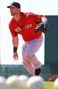 Mike Napoli - Boston Red Sox