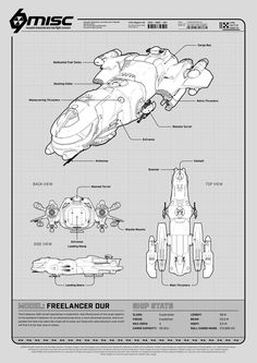 The poster of the MISC Freelancer MIS has been added to the Star Citizen fan corner. Star Citizen, Game Concept, Concept Art, Concept Ships, Cyberpunk, Science Fiction, Starship Concept, Space Engineers, Sci Fi Spaceships