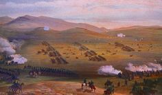 """The Charge of the Light Brigade at Balaklava"" by William Simpson"