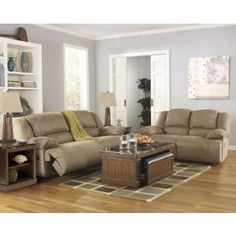 Oberson   Gunsmoke   Reclining Sofa U0026 DBL Rec Loveseat W/Console |  74100/88/94 | Reclining Living Room Groups | Roadside Furniture | Recliners  | Pinterest ...