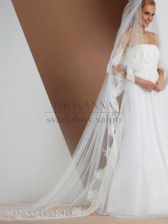 Doplnky: Závoje - Agentúra Giovanna Salons, Bridal Veils, Wedding Dresses, Fashion, Bride Dresses, Moda, Lounges, Bridal Gowns, Fashion Styles