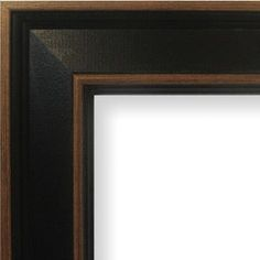 "Craig Frames Inc. 2"" Wide Painted Wood Grain Picture Frame Size: 20"" x 20"""