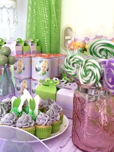 Tinkerbell party | CatchMyParty.com