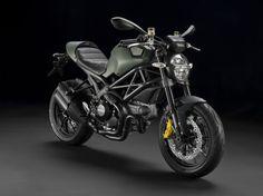 The Diesel Ducati Monster 1100EVO