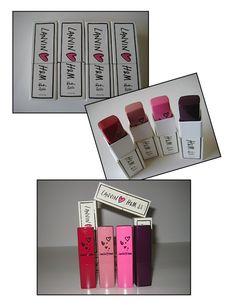 Lanvin for H Lipsticks1