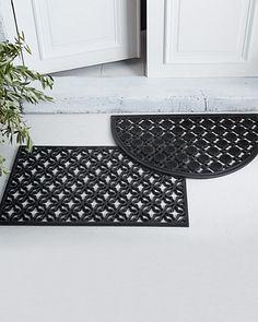 Recycled Rubber Doormat