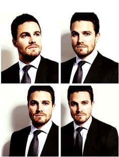Stephen Amell Supergirl Dc, Supergirl And Flash, Oliver Queen Felicity Smoak, Stephen Amell Arrow, Man Crush Monday, Emily Bett Rickards, Dc Characters, Green Arrow, Christian Grey