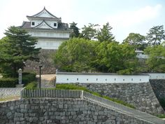 Castello in Fukuyama - Fukuyama, Giappone