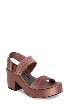 f78ed4aa29cb Women Jordana Wedge Sandal -Beige Gold Metallic