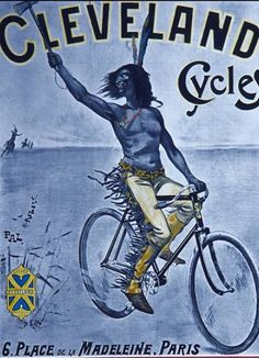 Bicycle vintage advert | Cycles retro poster | #Bicycles #Bicycling #bike #biking #cycling  #Posters #S.XX #Vintage #retro