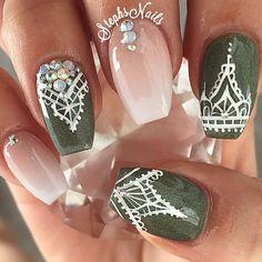 nails.quenalbertini: Nail Art Design by _stephsnails_ | Instagram