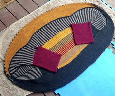 Ravelry: Project Gallery for Royally Striped pattern by Stephen West
