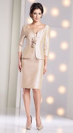 Mon Cheri Social Occasions 213880 Jacket Dress