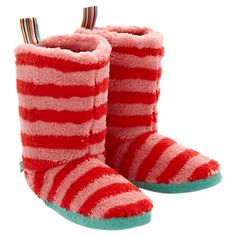 Day 2: Joules Stripy Slipper Socks, £19.95