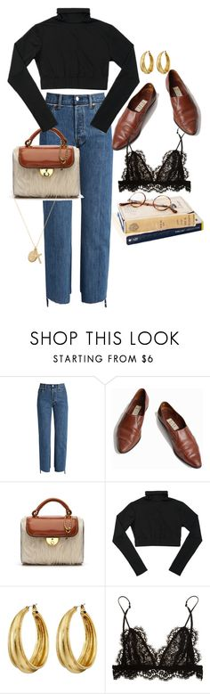 """""""Untitled #11482"""" by nikka-phillips ❤ liked on Polyvore featuring Vetements, Maison Margiela, Lucky Brand, Isabel Marant, Chrome Hearts and ERTH"""