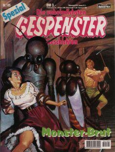 Gespenster Geschichten Spezial #105 - Monster-Brut