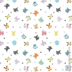 Happy Friday everyone! Check out my new eeveelutions digital paper pack on etsy. It's so kawaii brah