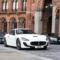 "Koartaegga Official on Instagram: ""White Trident. Via:@c.ll.m · · · #maserati #granturismo #maseratigranturismo #supercar #hypercar #beautiful #amazingcars247 #amazing #carsofinstagram #expensivecars #cars #white #vip #rich #oneofakind #different #jdm #wheels #rims #luxurycars #luxurylife #luxury #porsche #lamborghini #ferrari #pagani #bugatti #photographer"""