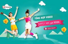 Đăng ký dịch vụ xem Clip MobiClip Mobifone