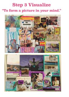 New Years 2016 Vision Board Workshop | Diva Vision Board Workshop ...