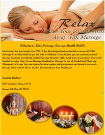 where to find massage Corona, California