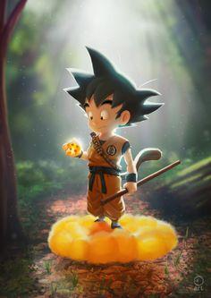 Goku Fan Art on Behance Kid Goku, Dragon Ball Z Shirt, Dragon Ball Gt, Chibi, Badass Drawings, Cute Cartoon Wallpapers, Character Design, Creations, Fan Art