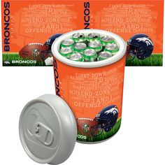 Nfl Steelers, Denver Broncos, Pittsburgh Steelers, Man Cave, Wooden Cooler, Outdoor Cooler, Beer Cooler, Picnic Cooler, Email Gift Cards